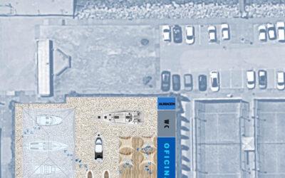 Nuevas Instalaciones Marina Cádiz en 2021